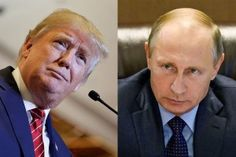 Friday, October 16, 2015: Shows of Strength From Trump and Putin