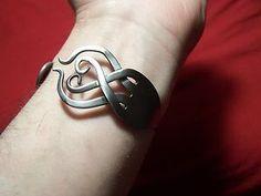 protect your heart fork bracelet
