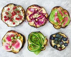 We thought things couldn't get any better after finding sweet potato toast, until this eggplant toast entered our lives. We're sharing six ways to make it!