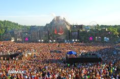 #tomorrowland2013 #party #madness