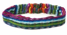 Loose Weave Headband: Handmade in Guatemala