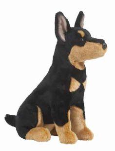 Life like stuffed plush dogs from Douglas Cuddle Toys