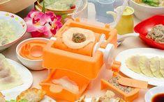 Machine for ravioli, dumplings or chebureks