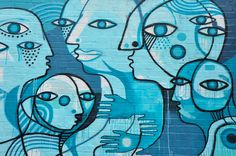 jveux-etre-bonne:I'm watching you (#StreetArt by David Shillinglaw)  Quelle: jveux-etre-bonne