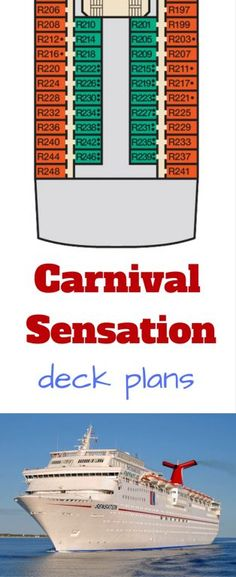 Carnival Cruise Ship Diagram Astatic 636l 4 Pin Wiring 246 Best Line Images Tips Cruises Vacations Sensation Deck Plans Deckplans Travel