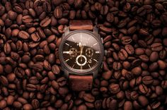 Coffee Time, #Coffee, #Commercial_Photography, #Product, #Watch