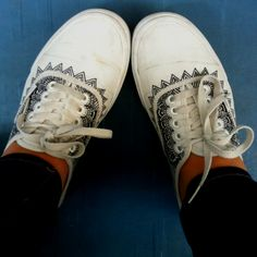 My vans shoes :)