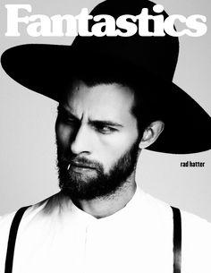 Justin Passmore - Fantastic mag
