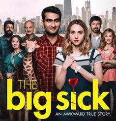 Amazon returning to Oscars with screenplay nod for The Big Sick; Netflix also makes history