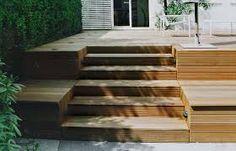Bildergebnis für terrasse mit stufen