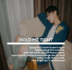 Hold Me Tight is one of my favorite songs from them...but then again, so are 85% of them...XD