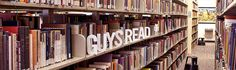 GUYS READ is a web site that has lists of books that will appeal to boys.