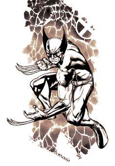 The Wolverine (Walter Trono 2015)