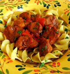 One Perfect Bite: Pork Goulash