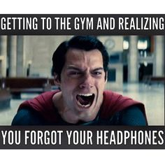 We wouldn't wish this on our greatest enemies. Hope your gym is pumping cool tunes. Supplementing.com