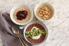 Como fazer papas de quinoa (3 variações) - Made by Choices
