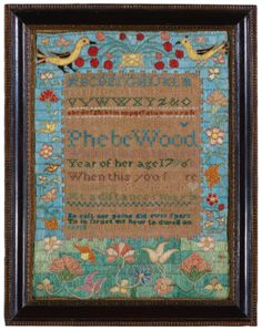 folk art textile     sotheby's n08832lot3tq6len