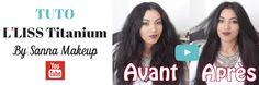 Les revues L'LISS Titanium par Sanna Make up