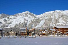 Teton Village in Jackson is one of the best family ski resorts!