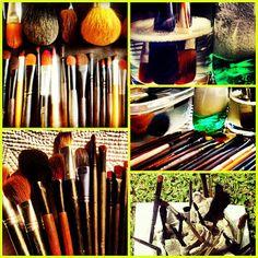 The-Velvetblog: Pinceles limpios:Maquillaje Perfecto!!!