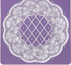 Amanda's Craft Space: Parchment Craft Card