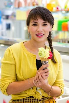 Rachel Khoo, chef & food writer- British (Malaysian Chinese + Austrian)