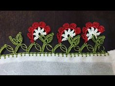 Crochet Lace Making that will be Favorite of Dowry Chest - Handmade World - Kralen Life Crochet Borders, Crochet Flower Patterns, Crochet Flowers, Crochet Lace, Knitting Patterns, Lace Making, Flower Making, How To Make Ornaments, How To Make Bows