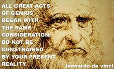 7 Steps to Think like Leonardo da Vinci: The Guide to Everyday Genius.