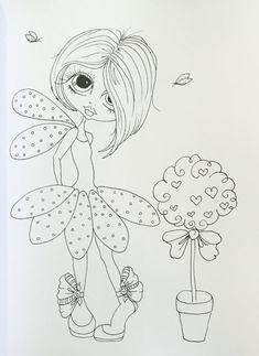 Amazon.com: iiiireader's review of Sherri Baldy My-Besties Fairy Time Colorin...