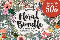 Download Floral Bundle