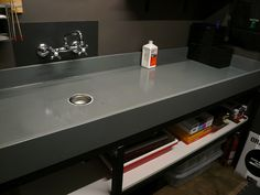 DarkroomSink | My home made darkroom sink. Made with MDF and… | Flickr