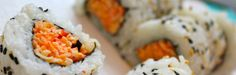 This site is awesome! He shows u how to make a bunch of different type of sushi!!!