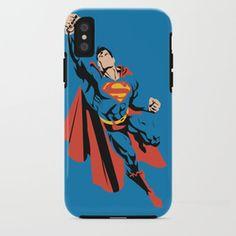 DC - Superman iPhone Case
