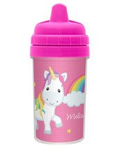 Our personalized spill proof sippy cup is a hit with toddlers and young kids. This super cute design and more available at our store.
