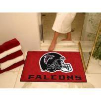 """Atlanta Falcons NFL """"All-Star"""" Floor Mat (34""""x45"""")"""