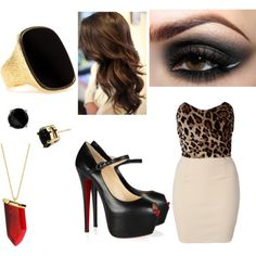 """""""Girls night out!"""" by madelaphat on Polyvore"""