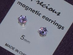 -SALE- Magnetic Earrings 4.99 Free and Fast Shipping $4.99