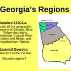 This power point examines the five Georgia regions. It is based on the second grade Georgia social studies standard SS2G1.a. This power point provi...