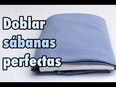 Cómo doblar sábanas bajeras y mantas | homify