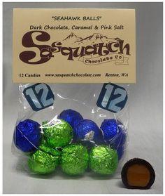 """Sasquatch """"12 Balls"""" (dk)"""