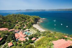 Hilton Papagayo Costa Rica Resort & Spa. This is where we just came from.  It was a great vacation.