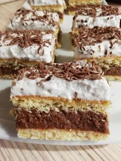 Hungarian Recipes, Winter Food, Paleo, Food And Drink, Sweets, Cookies, Caramel, Sheet Cakes, Romanian Recipes