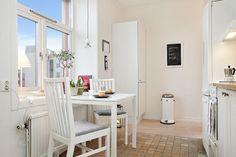 【手の届く距離】コンパクトなダイニング・キッチン   住宅デザイン