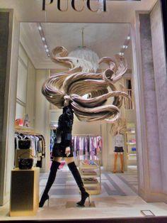 : Emilio Pucci escaparates en paris : Good to put in that master closet for dec on wall