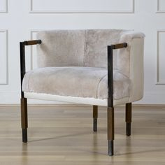 LARCHMONT CHAIR @ Entry... This is psycho$ but it's soooooo cool- maybe we can find similar for fireplace?
