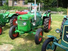 1962 Deutz D40 tractor