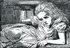 Ilustração John Tenniel/ Foto: Reprodução