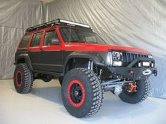 Ferrar Jeep Cherokee Build - Page 3 - Jeep Cherokee Forum