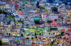 Colours, Quito, Ecuador