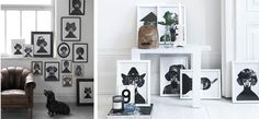 love the white frames with white backgroun in photos.